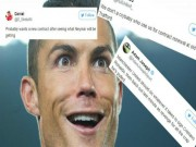 Bóng đá - Ronaldo trốn thuế: Trăm triệu fan MU tức điên vì bị lợi dụng