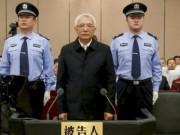 Trung Quốc kết án chung thân cựu bí thư tỉnh Liêu Ninh