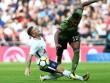 Tottenham - Juventus: Hai cú đấm choáng váng