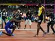 """Usain Bolt thất bại, vẫn khiến """"tân vương"""" chạy 100m quỳ gối"""