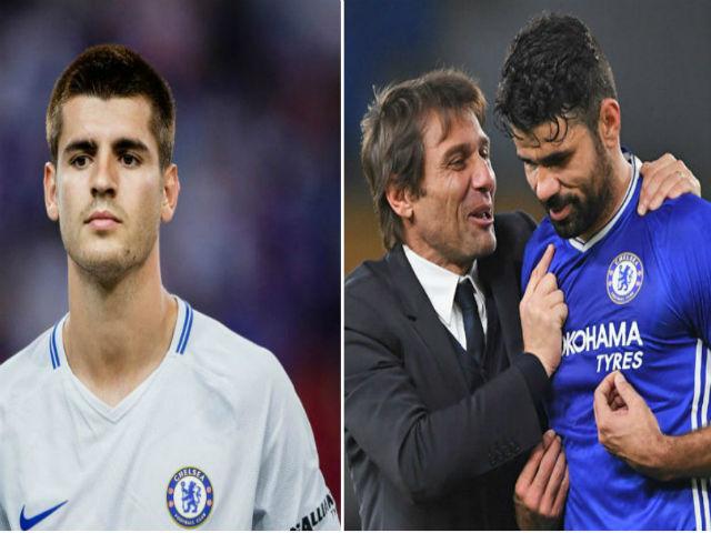 """Morata """"thảm họa"""": Triệu fan Chelsea cầu xin Costa trở lại"""