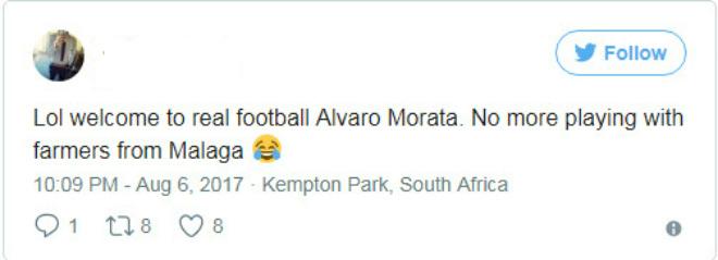 """Morata """"thảm họa"""": Triệu fan Chelsea cầu xin Costa trở lại - 3"""