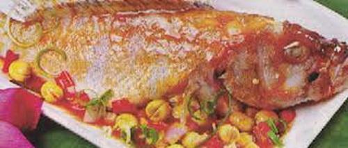 """Món ngon từ cá giúp quý ông """"sung"""" - 3"""
