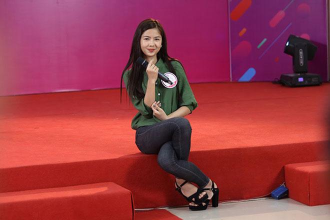 """Hot girl """"chân khoèo, mắt lác"""" gây bất ngờ ở cuộc thi Miss Teen - 6"""