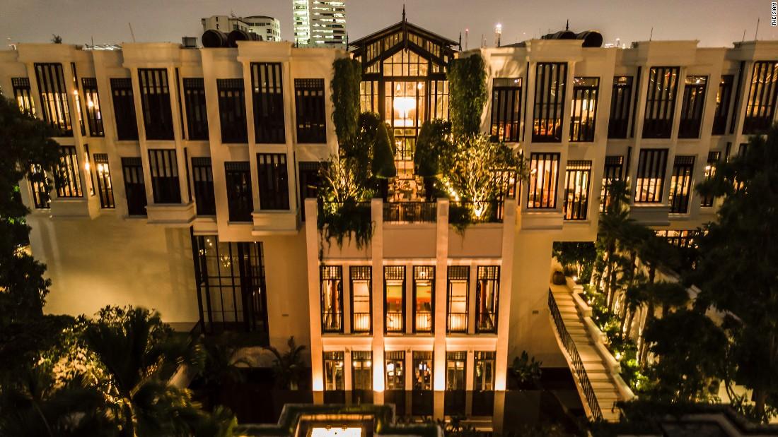 """Có gì bên trong khách sạn """"sang chảnh"""" nhất giữa lòng Bangkok? - 2"""