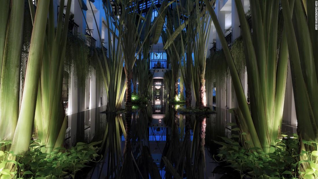 """Có gì bên trong khách sạn """"sang chảnh"""" nhất giữa lòng Bangkok? - 3"""