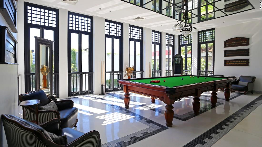 """Có gì bên trong khách sạn """"sang chảnh"""" nhất giữa lòng Bangkok? - 6"""