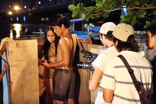 Sự thật về việc đóng cảnh nóng của diễn viên Việt - 3