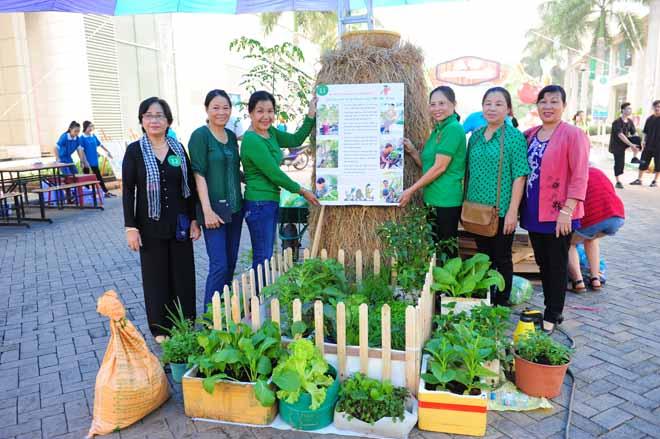 Ngày hội nông trại xanh Phú Mỹ Hưng lần 2 năm 2017 - 8