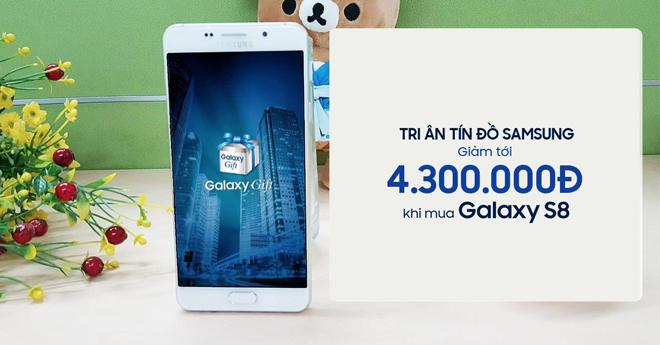 Cách để đổi iPhone / Samsung cũ lấy Samsung S8 là đây - 5