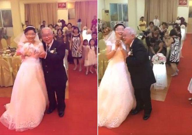 Xôn xao đám cưới cô dâu 20 và cụ ông U70 ở Hải Phòng - 1