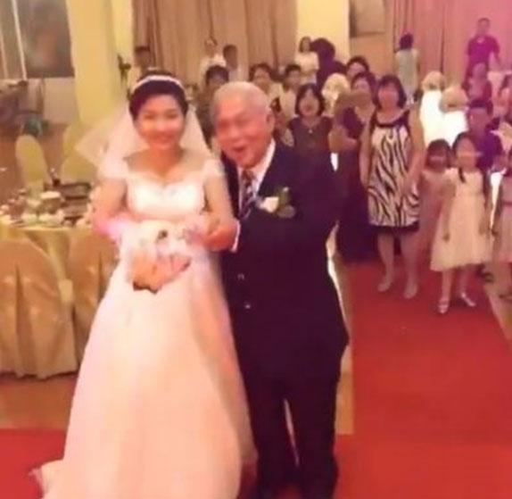 Xôn xao đám cưới cô dâu 20 và cụ ông U70 ở Hải Phòng - 4