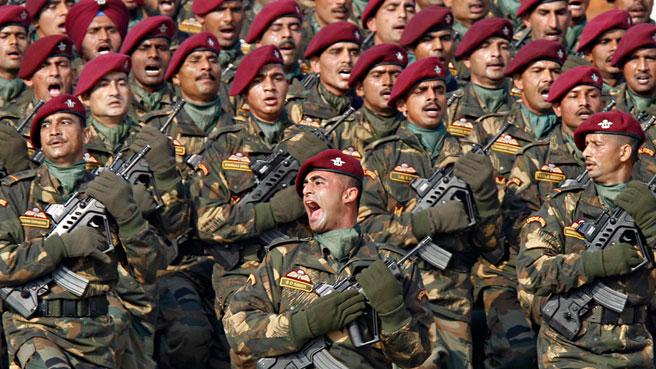 Cách Ấn Độ chuẩn bị chống lại nếu TQ vượt biên giới tấn công - 1