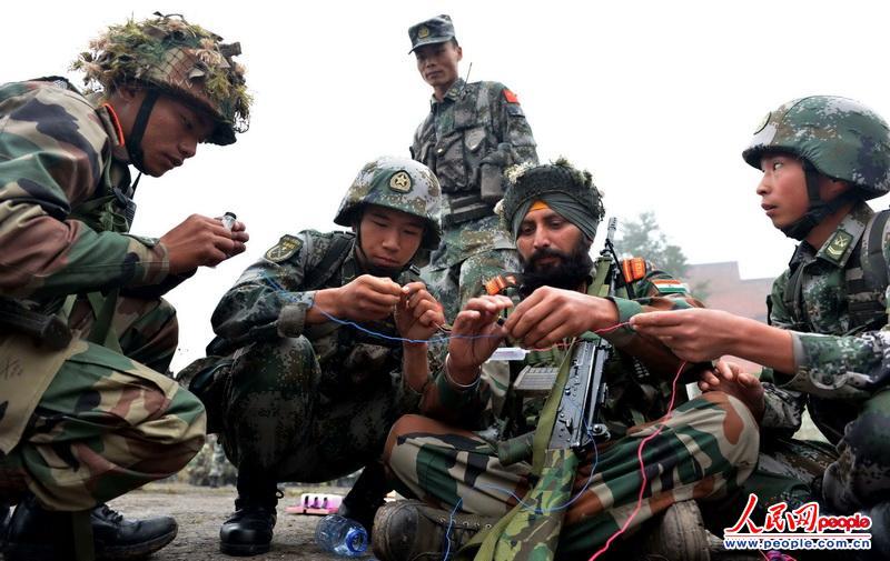 Cách Ấn Độ chuẩn bị chống lại nếu TQ vượt biên giới tấn công - 2