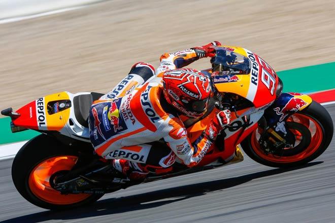 Đua xe MotoGP: Chiến thắng hoàn hảo cho Marc Marquez - 2