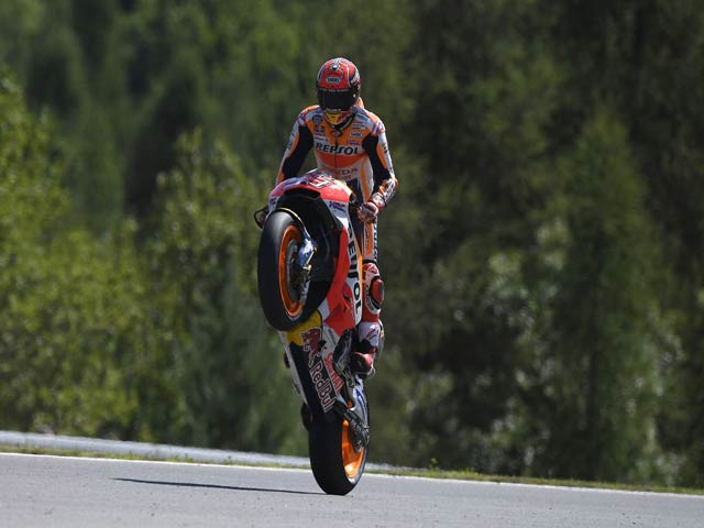 Đua xe MotoGP: Chiến thắng hoàn hảo cho Marc Marquez
