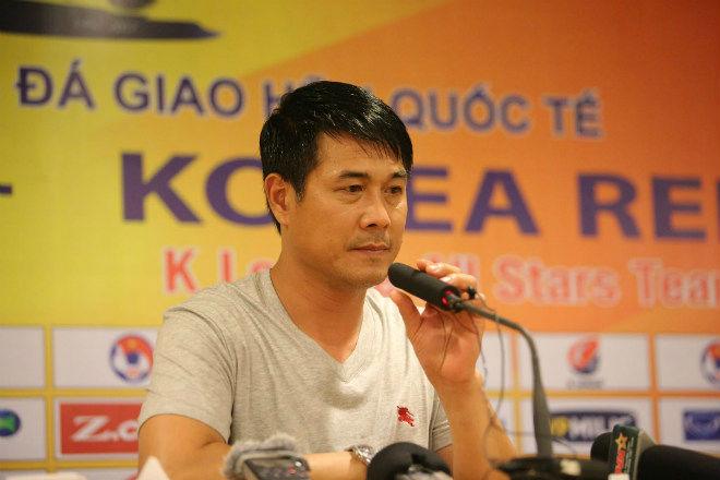 """HLV Hữu Thắng phủ nhận""""gạt"""" trụ cột U23 Việt Nam dự SEA Games - 2"""