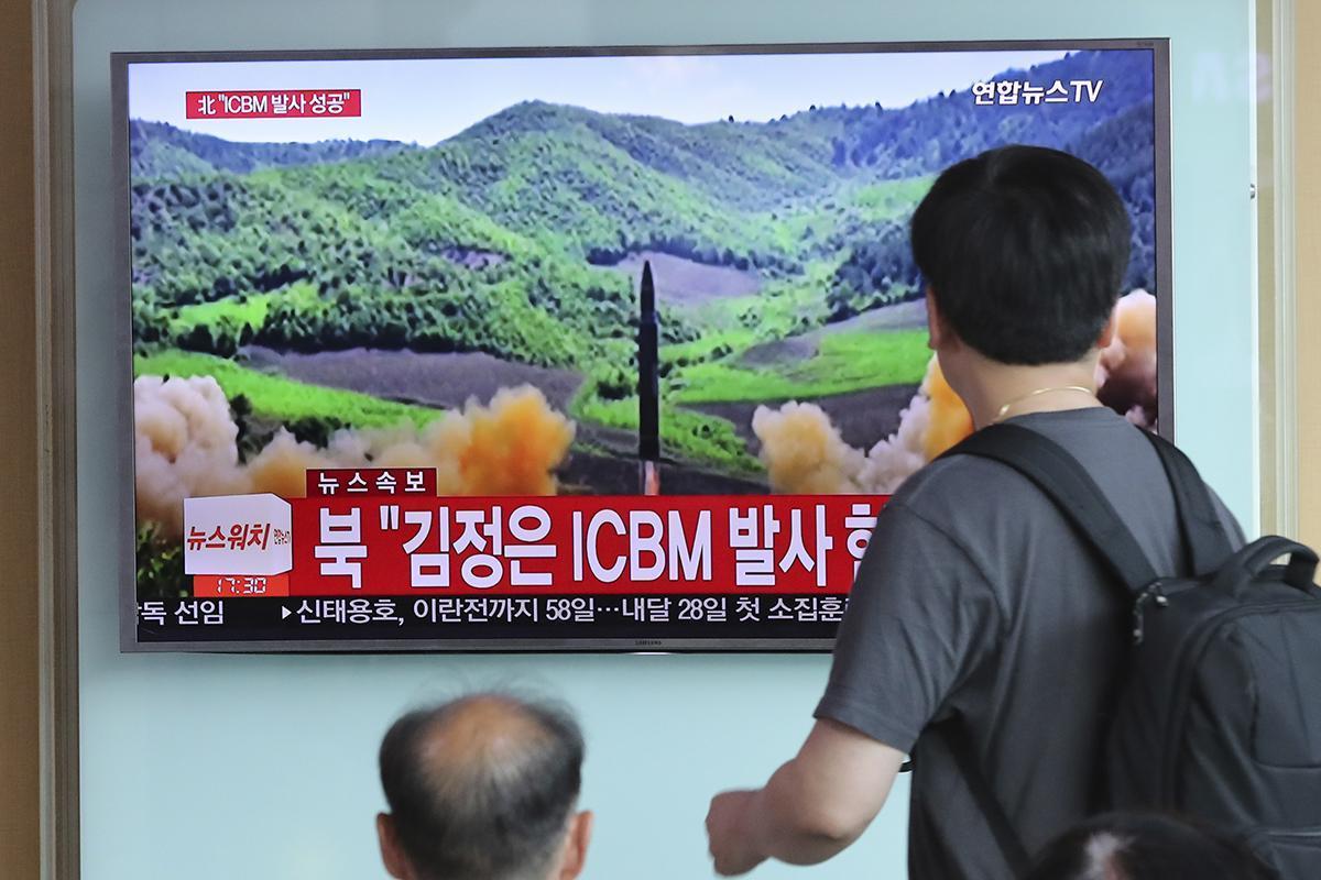 """Bị phạt nặng, Triều Tiên thề trả thù Mỹ """"gấp ngàn lần"""" - 2"""