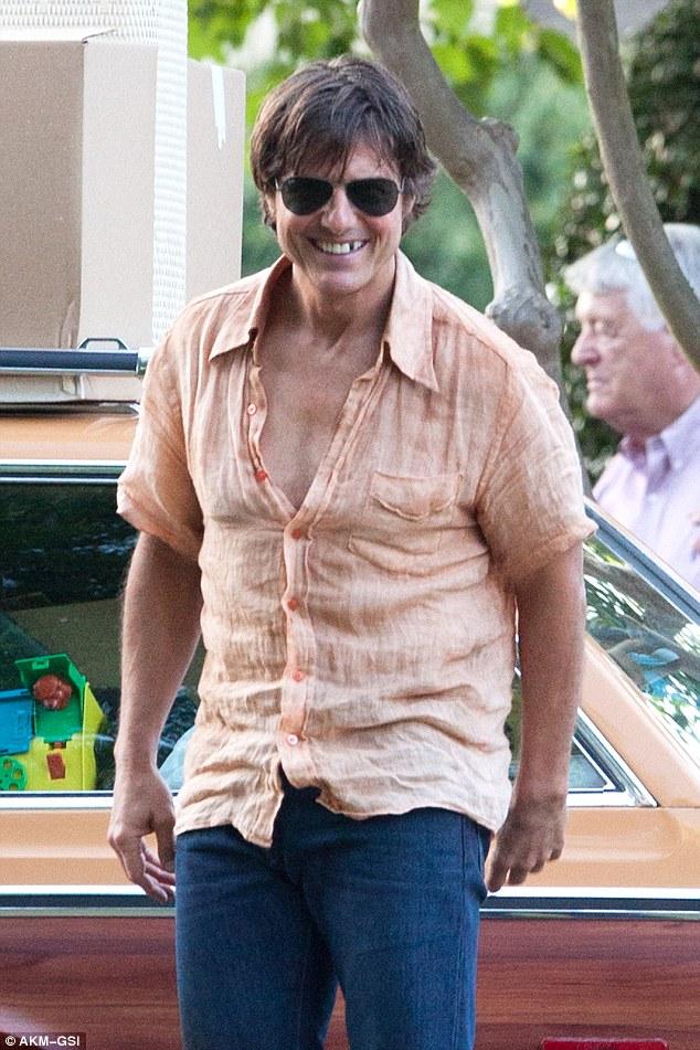 Tom Cruise cho dàn diễn viên đóng thế thất nghiệp chỉ vì quá chịu chơi - 4