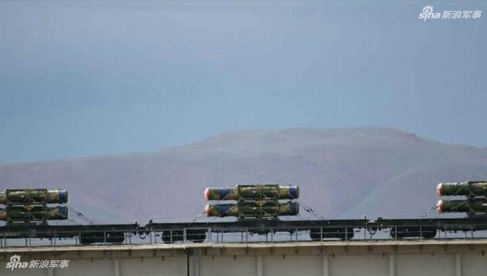Tên lửa Trung Quốc ùn ùn đổ về sát biên giới Ấn Độ - 2