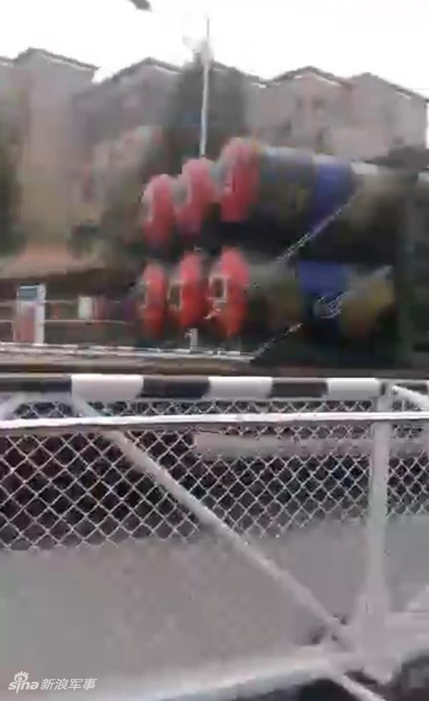 Tên lửa Trung Quốc ùn ùn đổ về sát biên giới Ấn Độ - 3