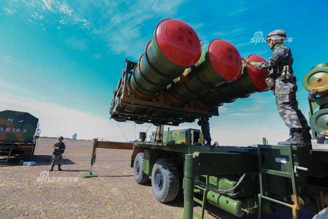 Tên lửa Trung Quốc ùn ùn đổ về sát biên giới Ấn Độ - 4