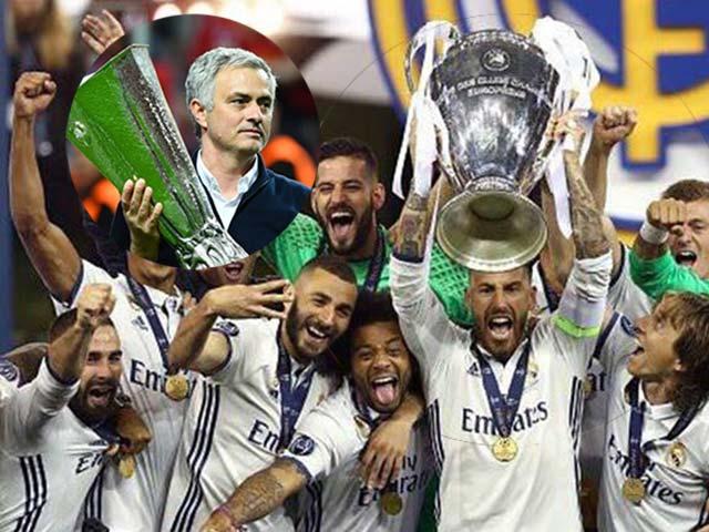 Siêu cúp châu Âu MU – Real: