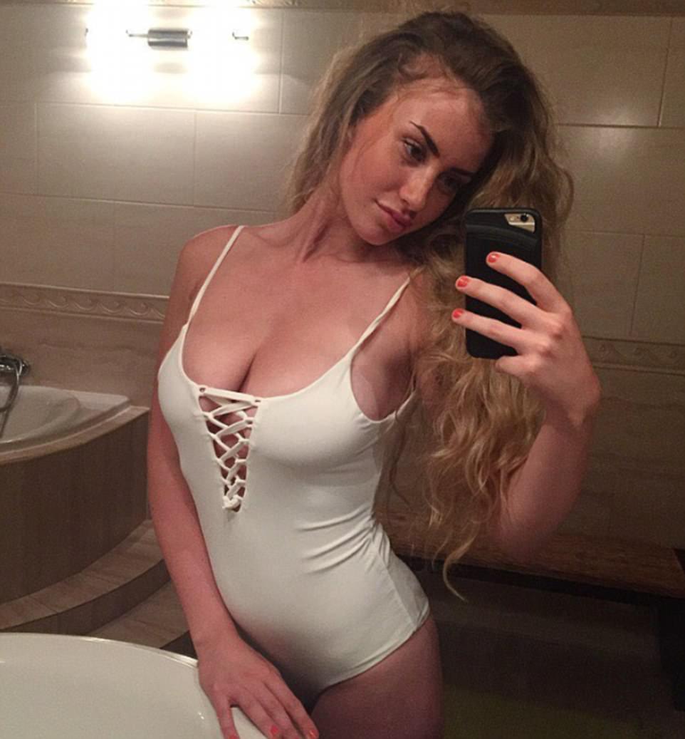Người mẫu bị bán đấu giá 8 tỷ như nô lệ tình dục - 3
