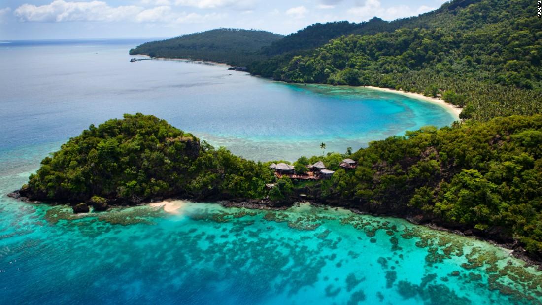 Việt Nam lọt top những nơi có khu nghỉ dưỡng xa hoa nhất thế giới - 1
