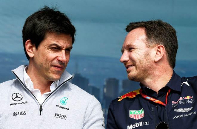 Đua xe F1, cuộc chiến Mercedes - Ferrari: Đổ thêm dầu vào lửa - 3