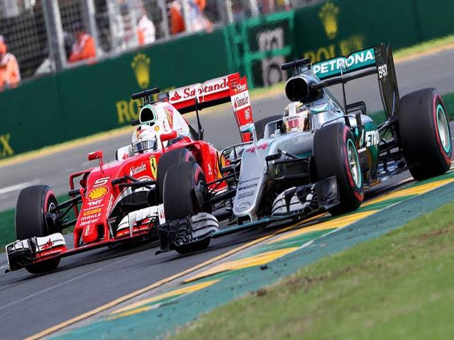 Đua xe F1, cuộc chiến Mercedes - Ferrari: Đổ thêm dầu vào lửa