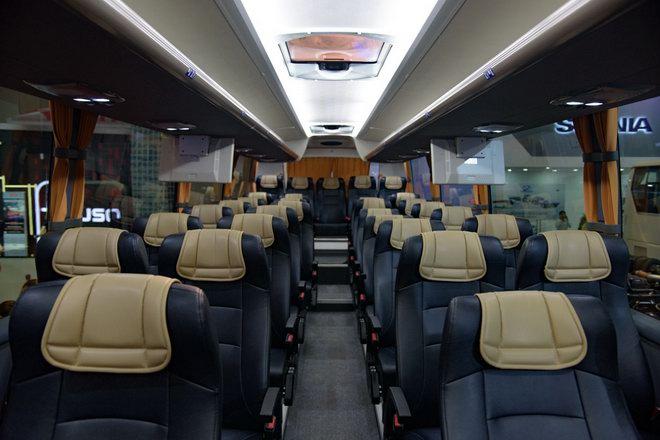 Scania A50: Xe khách hạng sang giá 5 tỷ đồng ở Việt Nam - 2