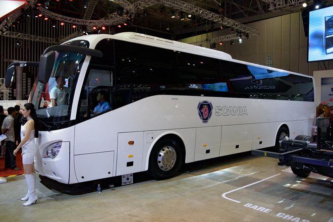 Scania A50: Xe khách hạng sang giá 5 tỷ đồng ở Việt Nam - 3