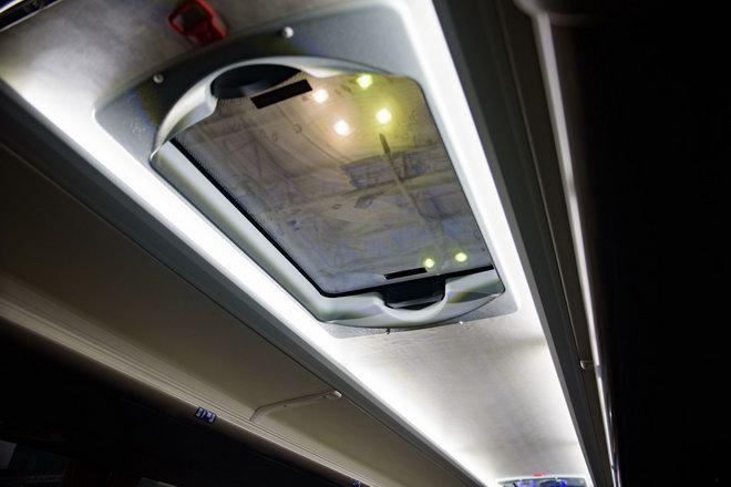 Scania A50: Xe khách hạng sang giá 5 tỷ đồng ở Việt Nam - 8