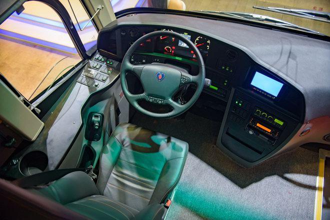 Scania A50: Xe khách hạng sang giá 5 tỷ đồng ở Việt Nam - 10