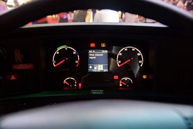 Scania A50: Xe khách hạng sang giá 5 tỷ đồng ở Việt Nam - 13