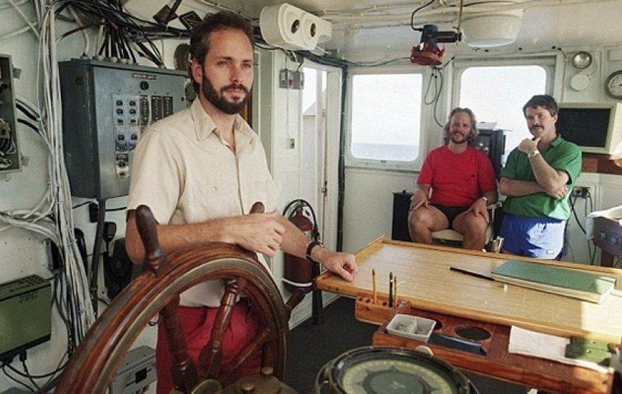 Kho báu 20 tấn vàng chôn vùi cùng 426 người dưới biển Mỹ - 3