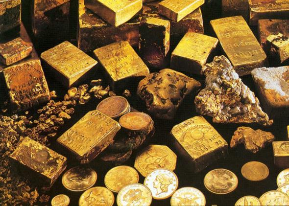 Kho báu 20 tấn vàng chôn vùi cùng 426 người dưới biển Mỹ - 1