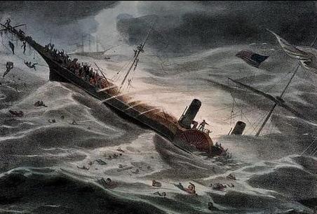 Kho báu 20 tấn vàng chôn vùi cùng 426 người dưới biển Mỹ - 2