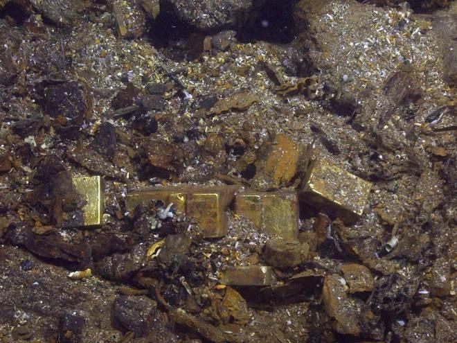 Kho báu 20 tấn vàng chôn vùi cùng 426 người dưới biển Mỹ - 6