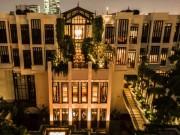 """Du lịch - Có gì bên trong khách sạn """"sang chảnh"""" nhất giữa lòng Bangkok?"""