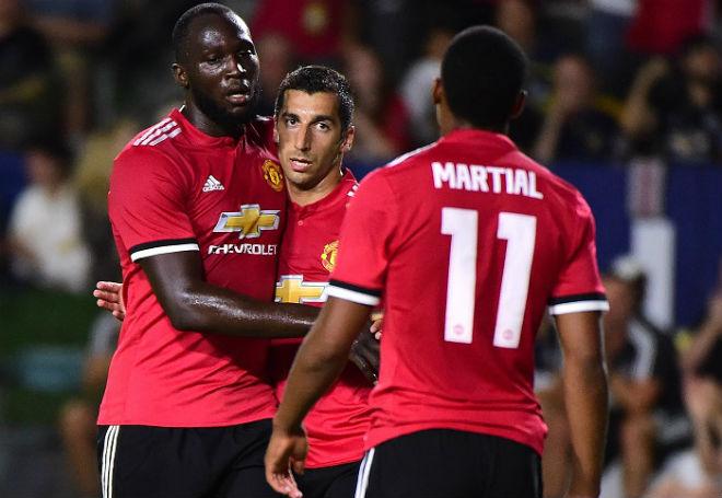 MU lộ đội hình đấu Real siêu Cúp: Mourinho chơi chiêu hay… lộ thật? - 1