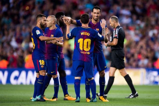 Barcelona - Chapecoense: Siêu sao tỏa sáng, Neymar có truyền nhân - 1