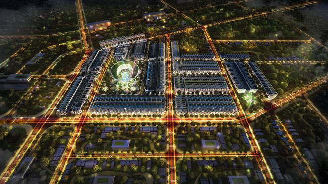Gaia City – không gian sống xanh lý tưởng - 1
