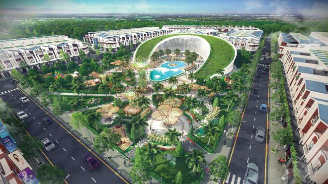 Gaia City – không gian sống xanh lý tưởng - 2