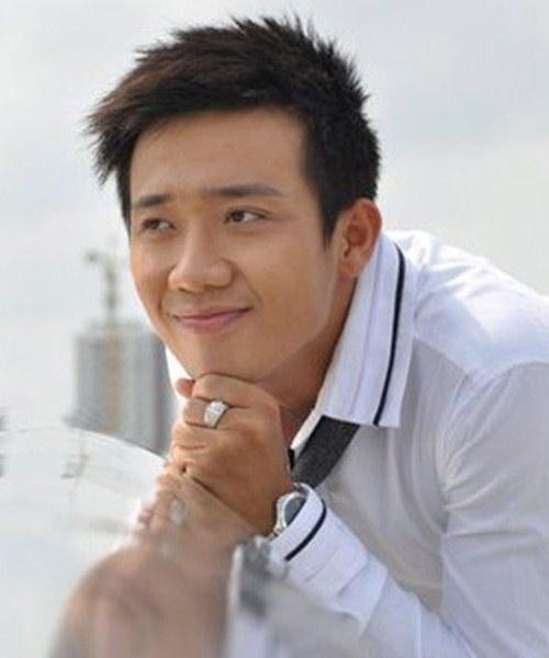 """Bất ngờ với """"nhan sắc"""" của Trấn Thành trước khi cưới Hari Won - 7"""