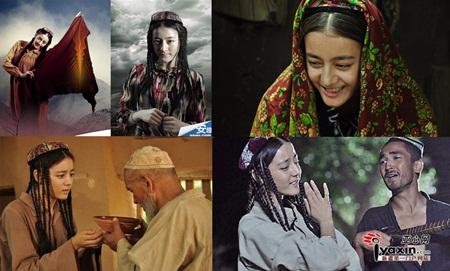 """Địch Lệ Nhiệt Ba: """"Hoa tuyết Tân Cương"""" xinh đẹp của màn ảnh Hoa ngữ - 6"""