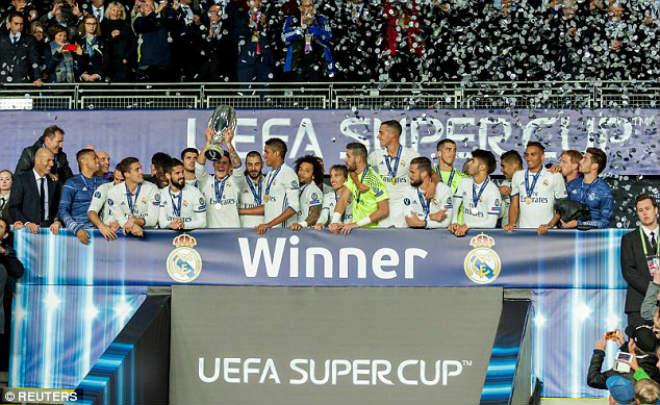 Real Madrid – MU: Đại chiến siêu sao, tìm minh chủ (Siêu cup châu Âu) - 3