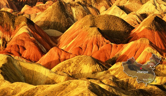 Đứng hình trước cảnh sắc 10 địa danh đẹp nhất Trung Quốc - 1