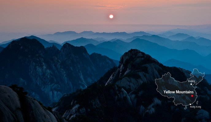Đứng hình trước cảnh sắc 10 địa danh đẹp nhất Trung Quốc - 2